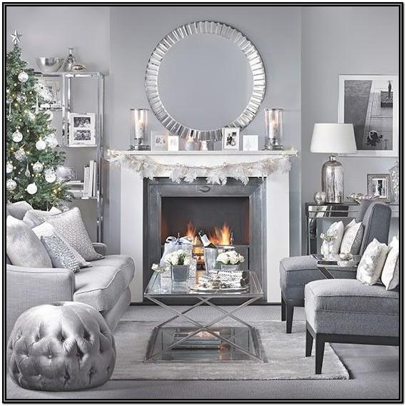 Grey Black And Silver Living Room Ideas