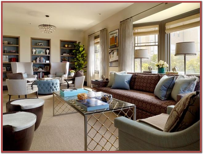 How To Decorate Long Living Room