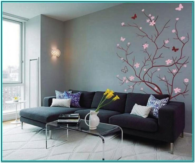 Ideas To Decorate Living Room Wall