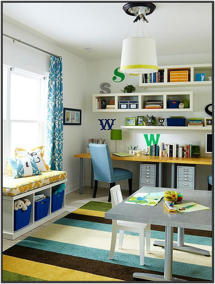 Kids Playroom Living Room Playroom Combo Ideas