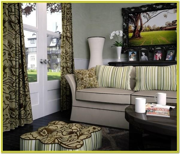 Living Room Curtains Decorations