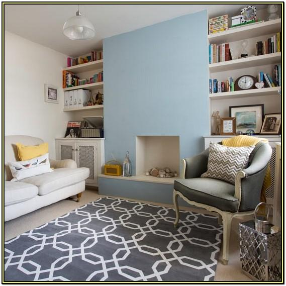 Living Room Decorating Ideas Feature Wall