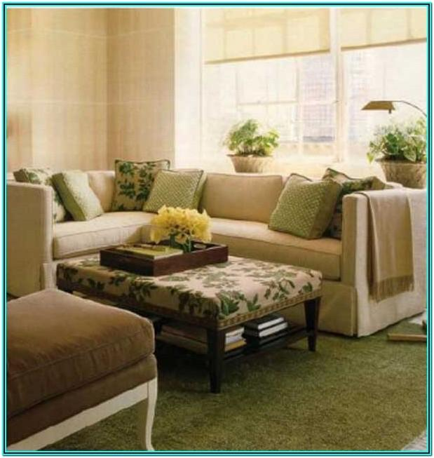 Living Room Decorating Ideas Green Carpet