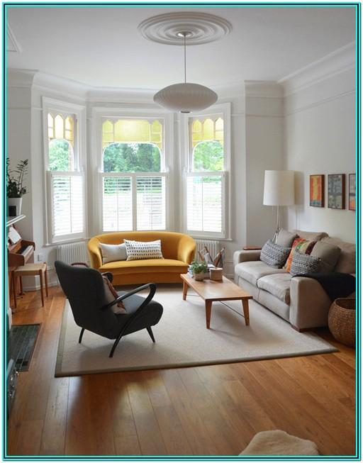 Living Room Decorating Ideas With Bay Window