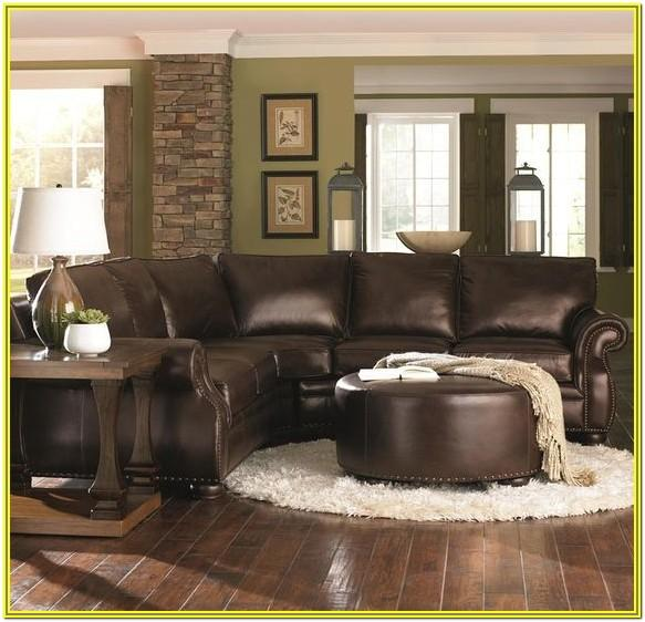 Living Room Decorating Ideas With Brown Leather Sectional