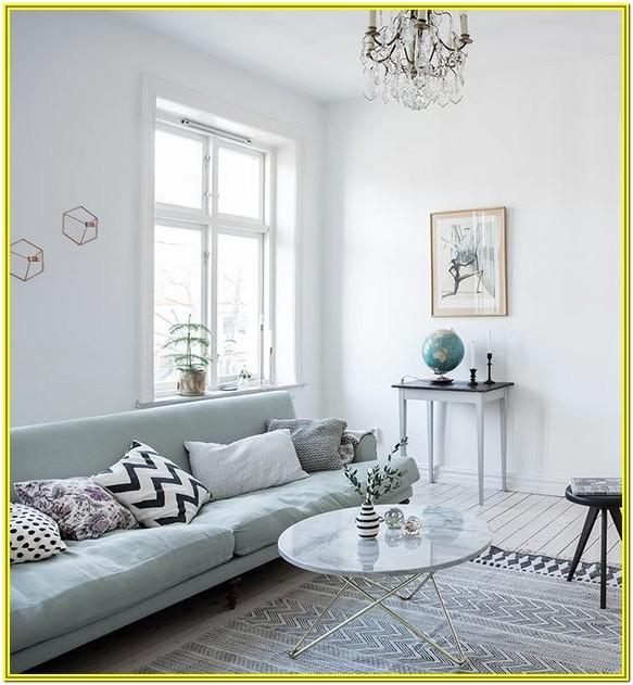 Living Room Decoration Ideas Light Green Couch