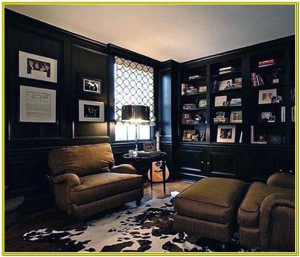 Living Room Decorations For Guys