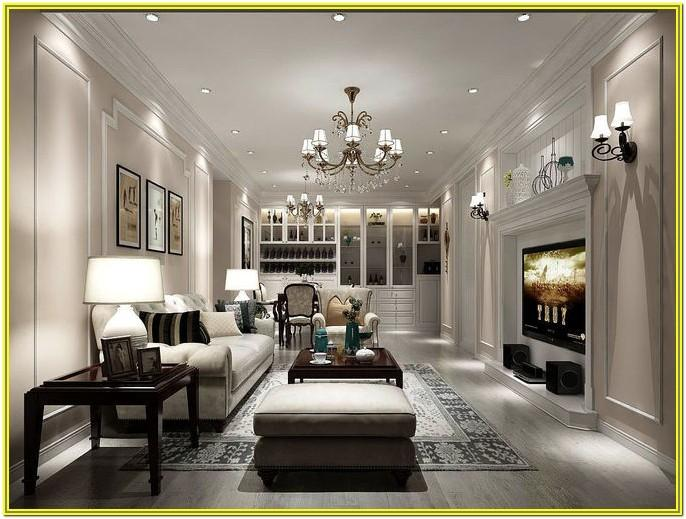 Living Room Decorations Ideas With Chef
