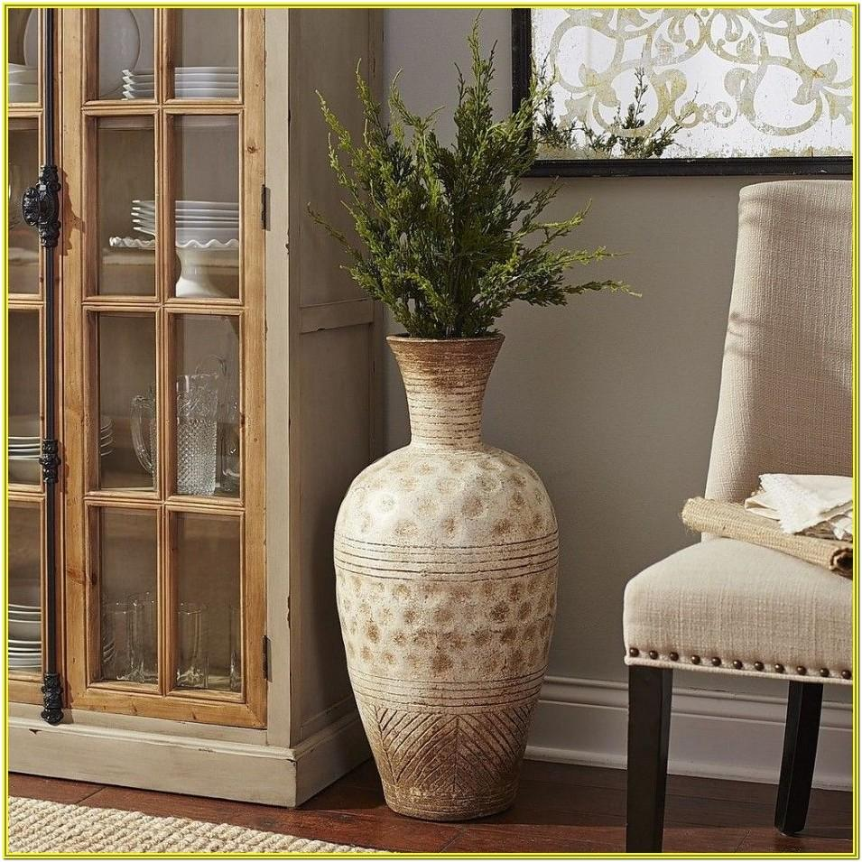 Living Room Decorative Floor Vases