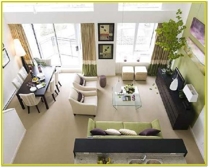 Living Room Dining Room Kitchen Combo Layout Ideas