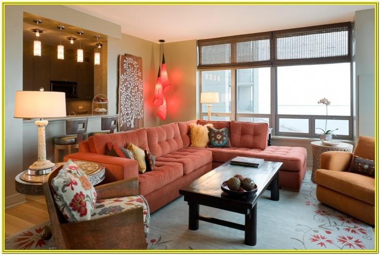 Living Room Modern Home Decoration Ideas