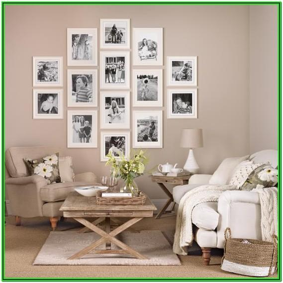 Living Room Simple Home Decoration