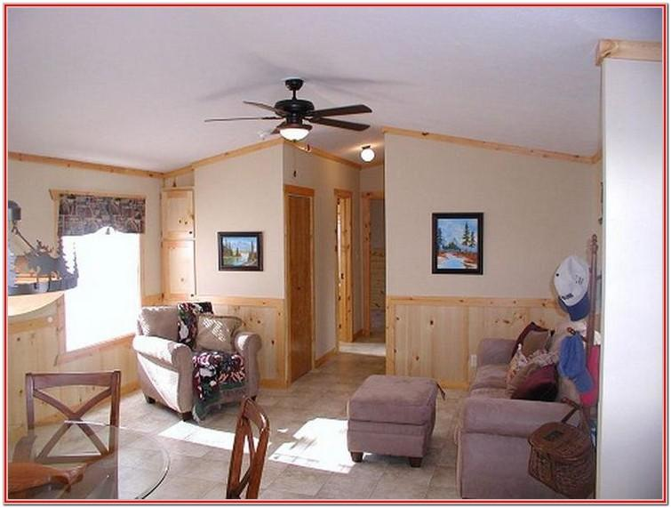 Living Room Single Wide Mobile Home Indoor Decorating Ideas