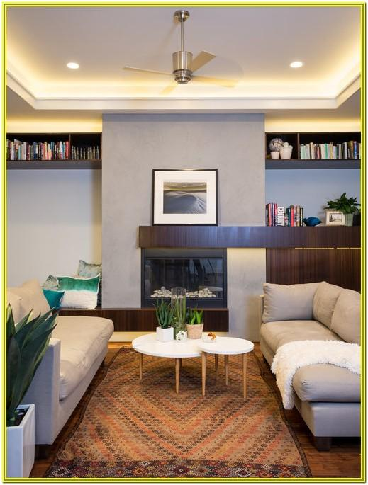 Living Room Small Home Decoration Ideas