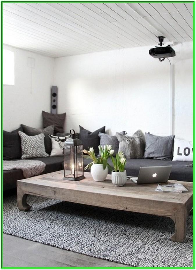 Living Room Stands Table Decor Ideas