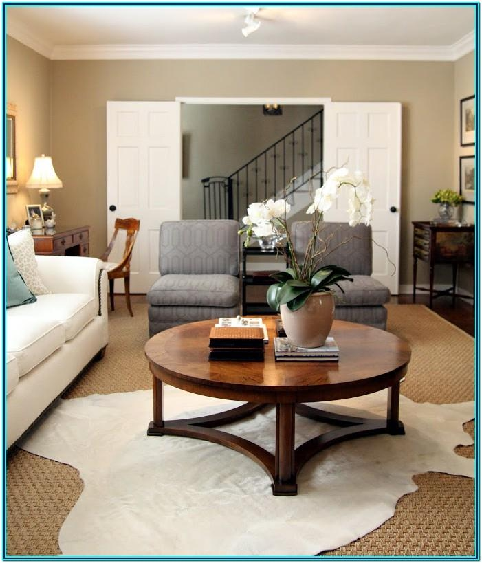 Living Room Table Decorating Ideas Pictures
