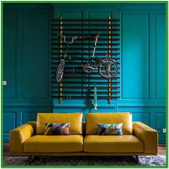 Living Room Teal Decor Ideas