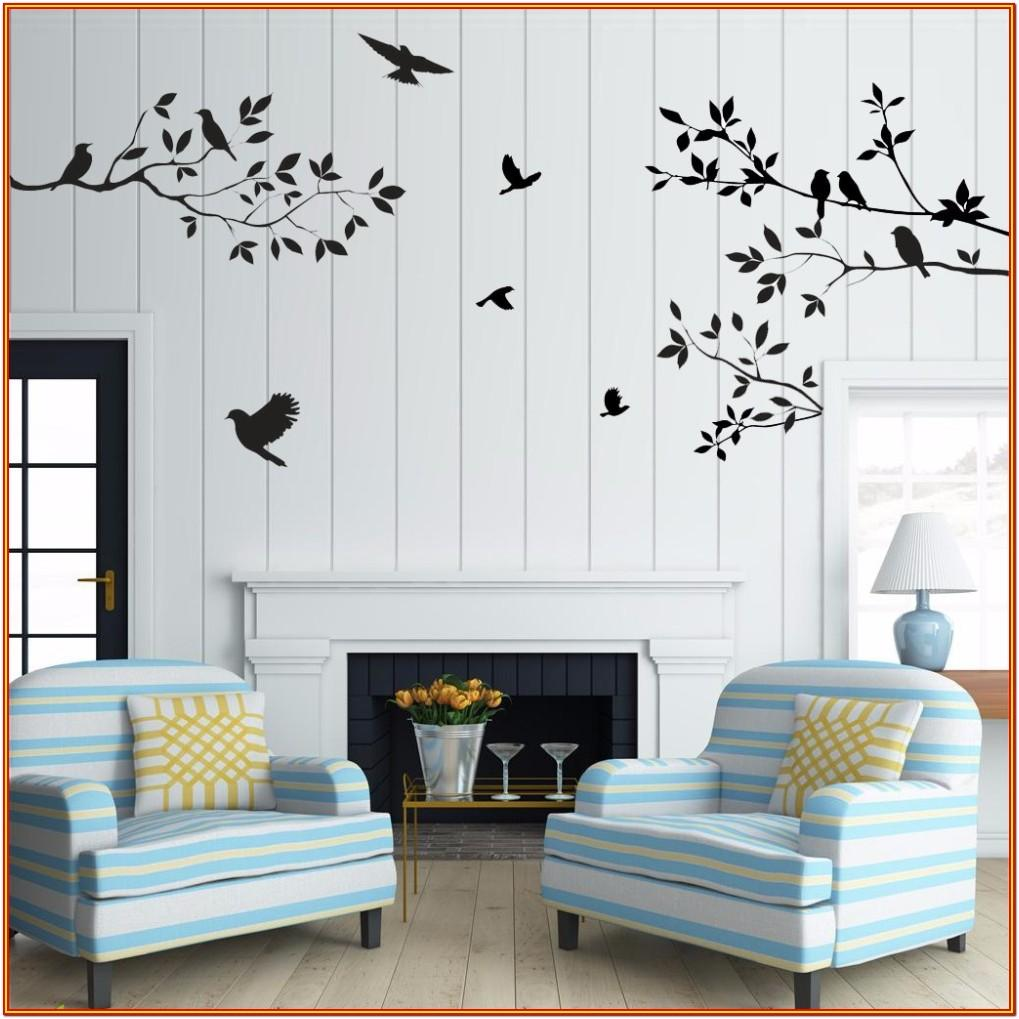 Living Room Wall Decoration Stickers