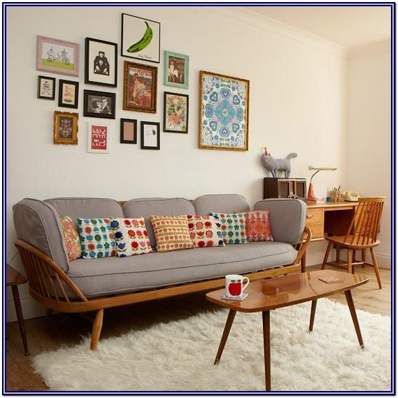 Living Room Wall Frame Decor Ideas