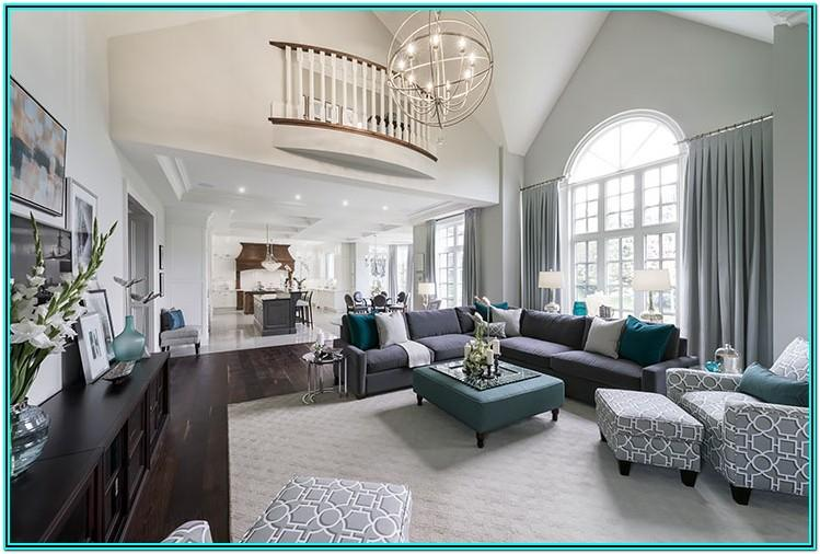 Open Concept Living Room Decorating Ideas