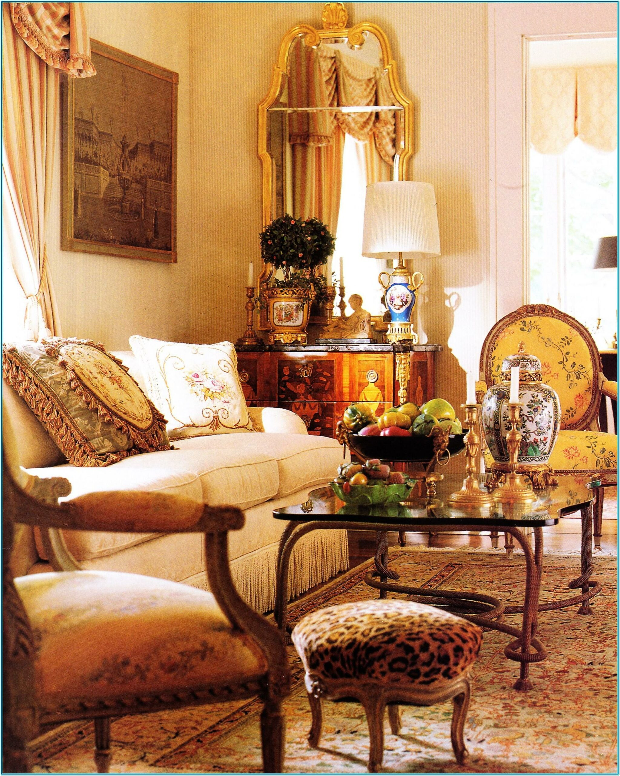 Peter Andrews Decorative Chests Living Room