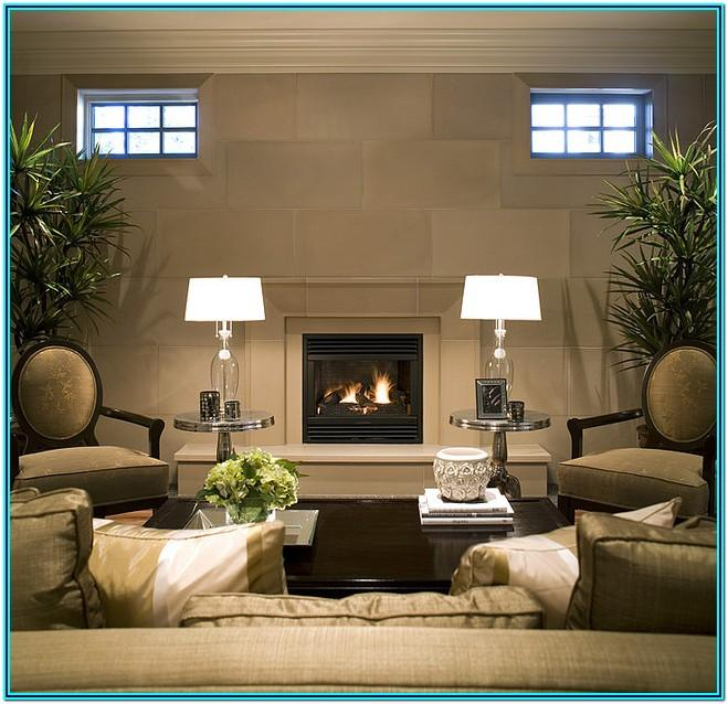 Pictures Of Decorated Living Rooms With Fireplaces