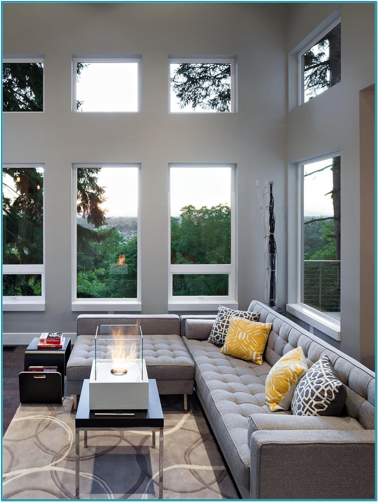 Pictures Of Decorated Living Rooms With Sectionals