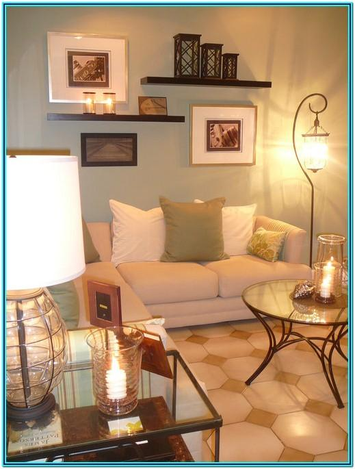 Pre Decorated Living Rooms