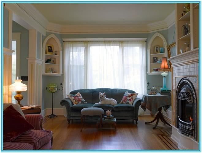 Queen Anne Living Room Decorating Ideas