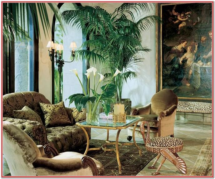 Safari Living Room Decor Ideas
