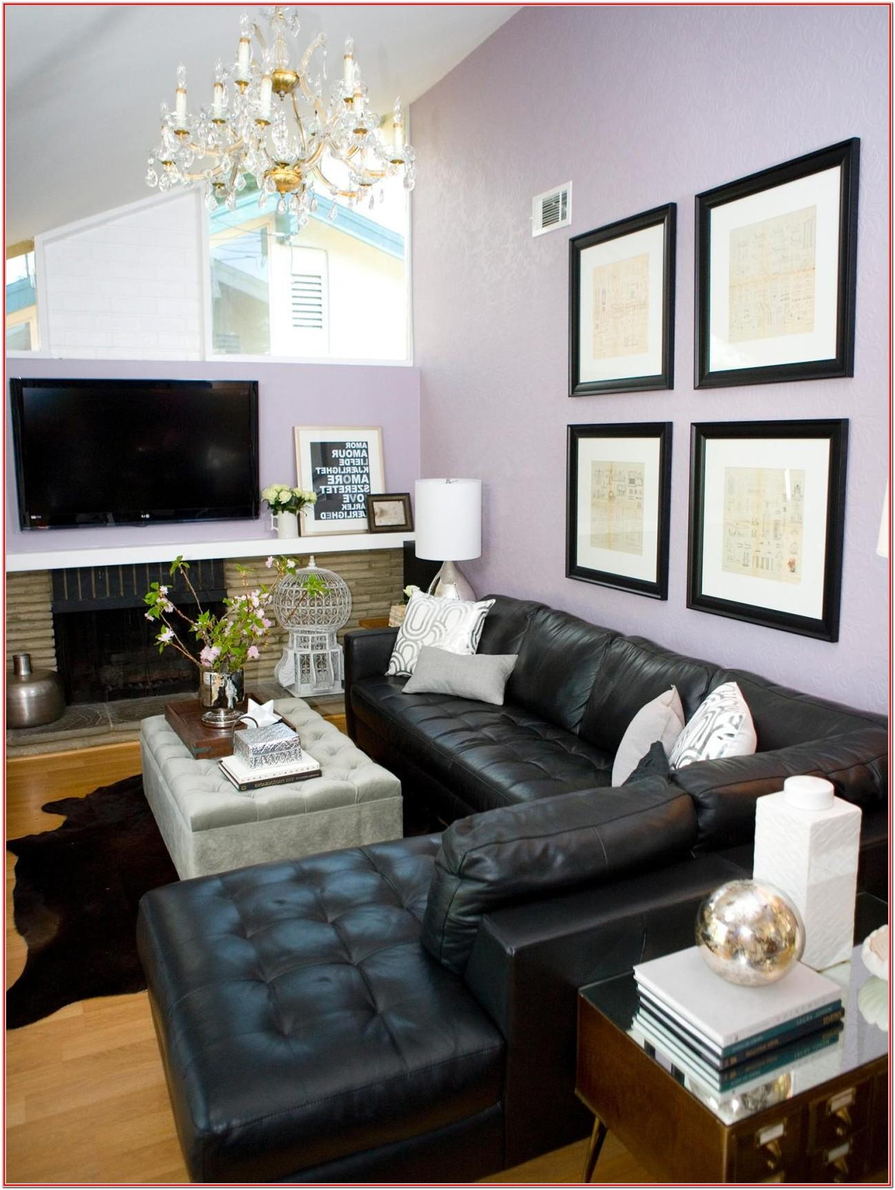 Sectional Living Room Decor