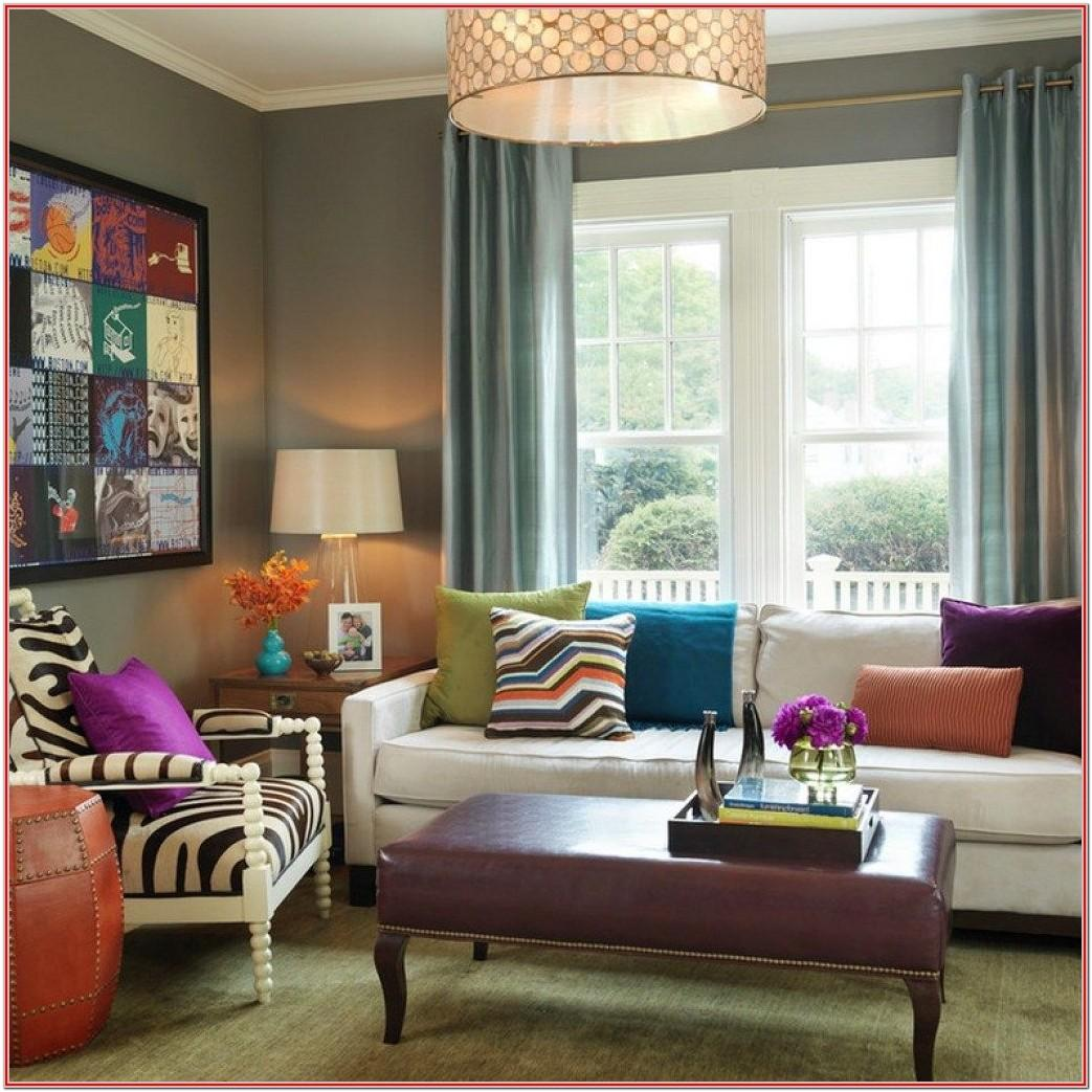 Simple And Modern Living Rooms Decor