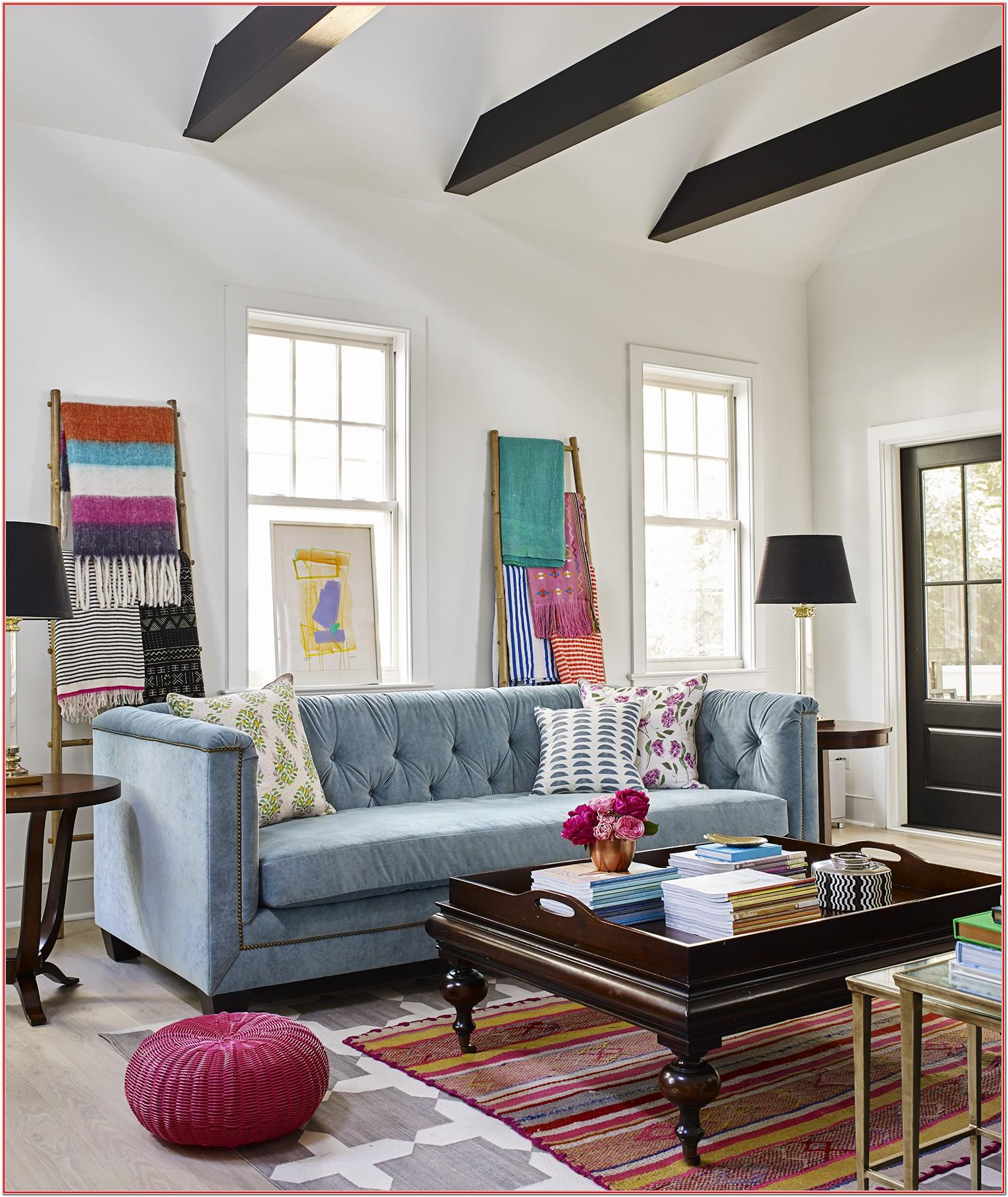 Simple Living Room Decorating Tips