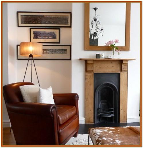 Small Living Room With Fireplace Decor Ideas