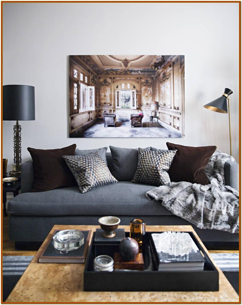 Sophisticated Travel Living Room Decorating Ideas