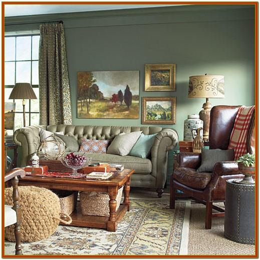 Southern Living Room Decorating Ideas