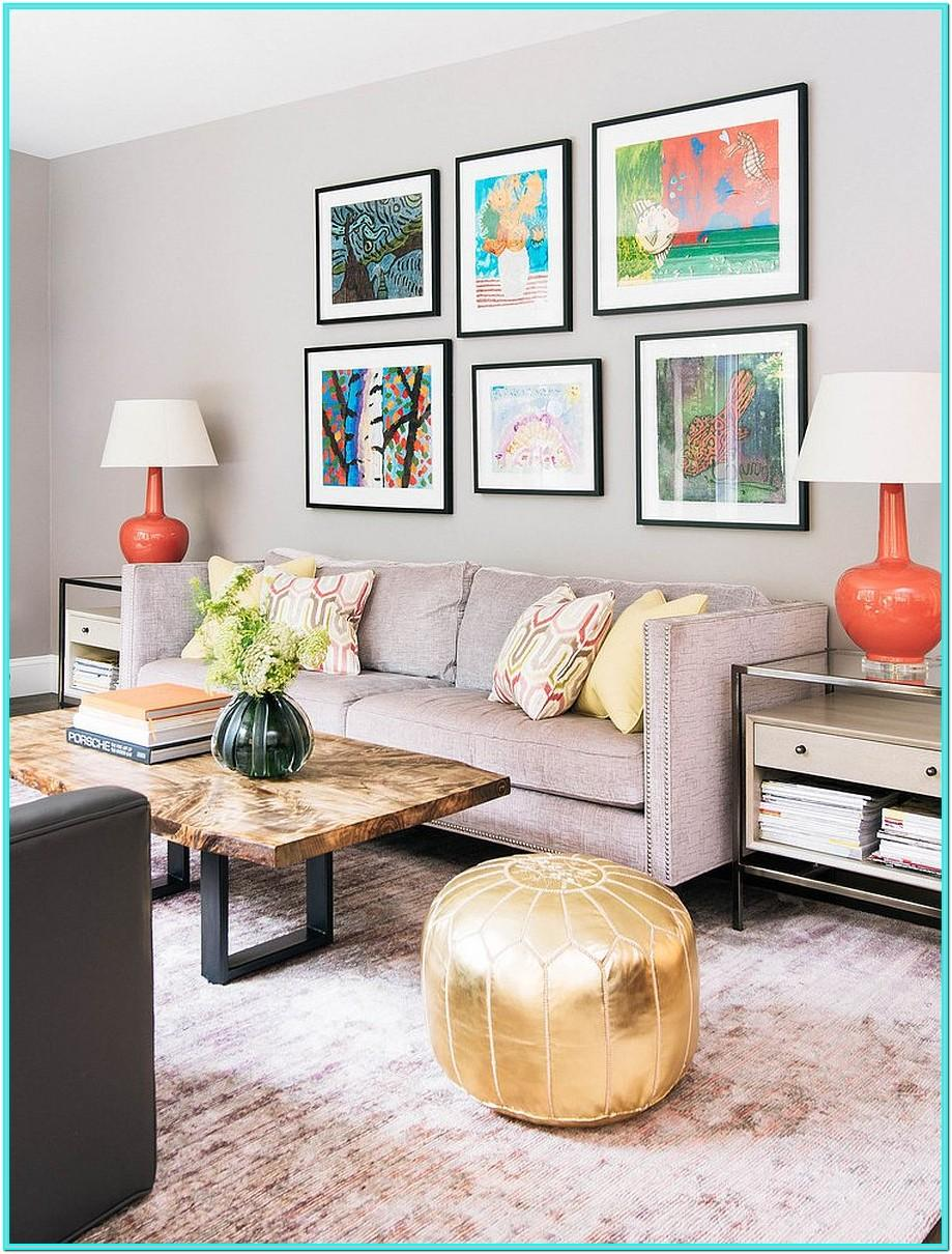 Trendy Wall Decorations For Living Rooms