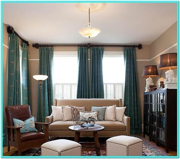 Turquoise Living Room Wall Decor