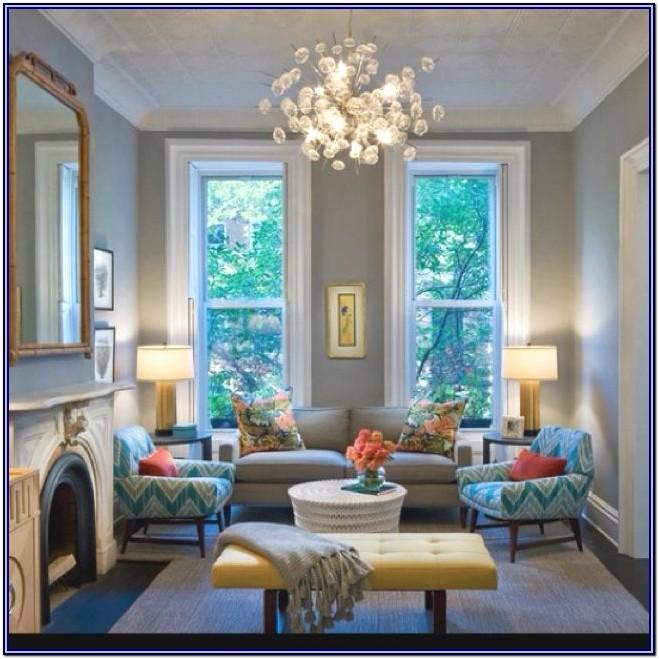 Wall Decorations Living Room Teal Ans Gray