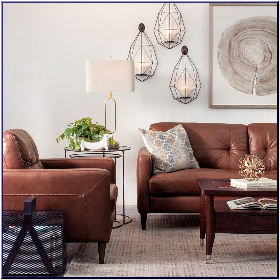 Wall Decors For Brown Living Room Sectional
