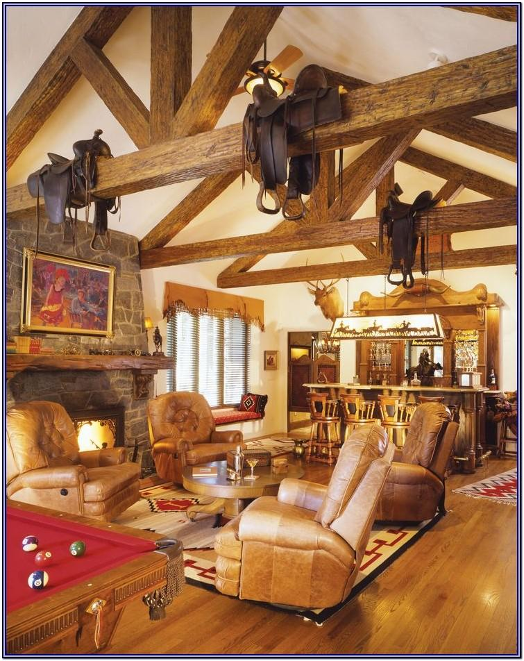 Western Decorating Ideas For Living Rooms
