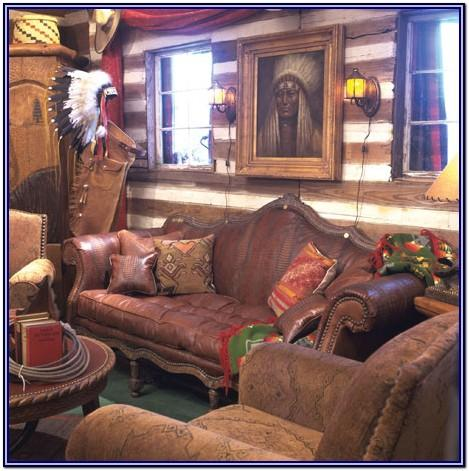 Western Living Room Decorations