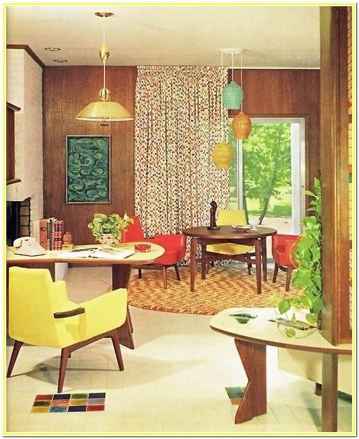 1960 Living Room Ideas