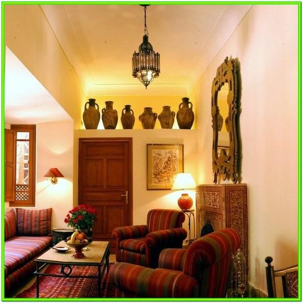 Arabic Living Room Ideas