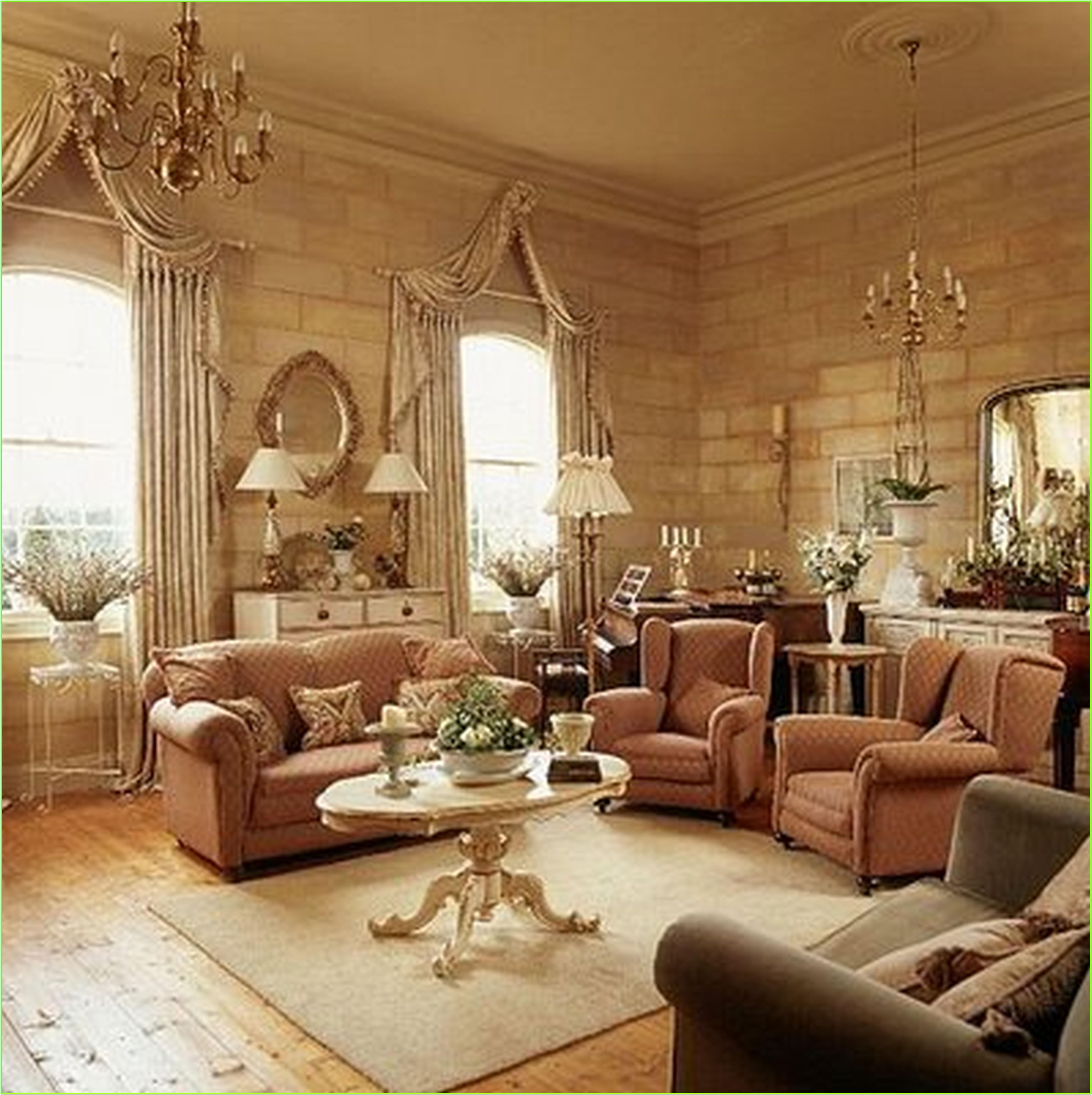 At Home Living Room Ideas