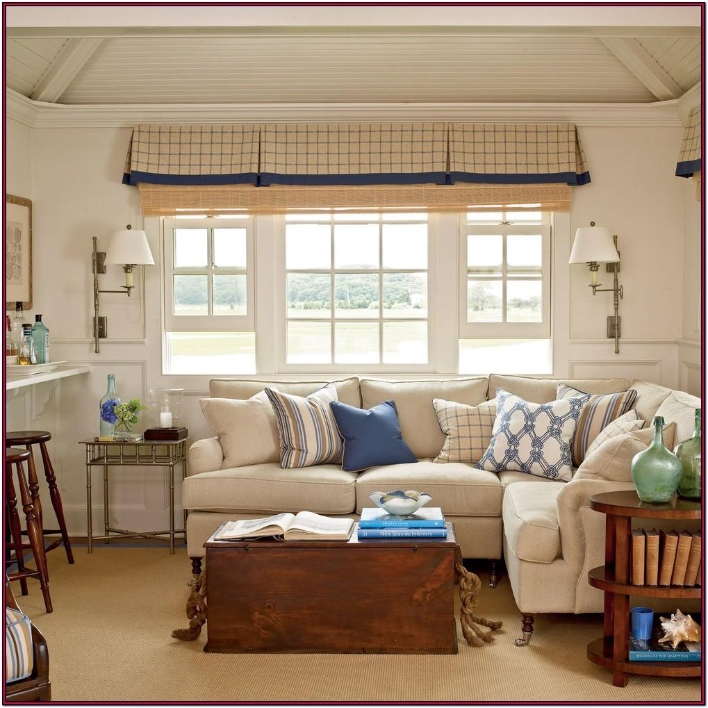 Beach Cottage Living Room Decorating Ideas
