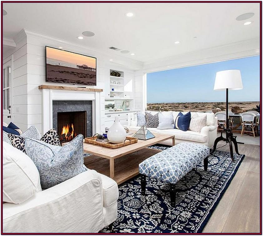 Beach House Furniture Ideas For Living Room