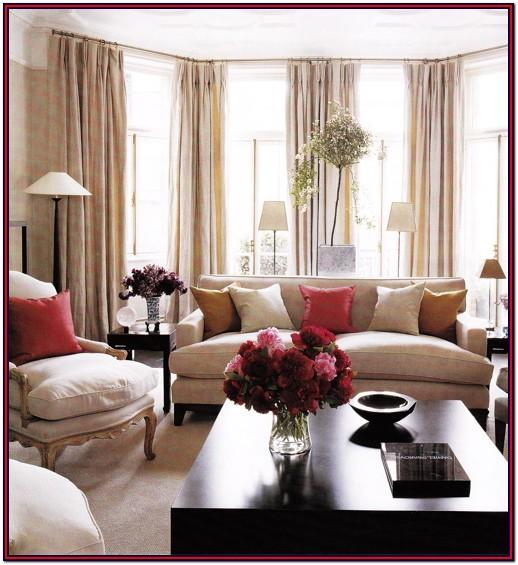 Beige And Pink Living Room Ideas