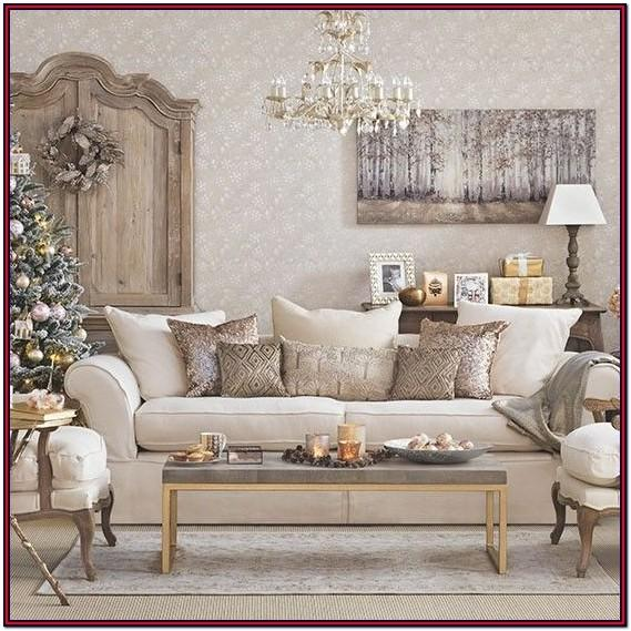 Beige Gold And Brown Living Room Ideas