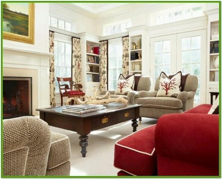 Best Southern Colonial Living Room Ideas
